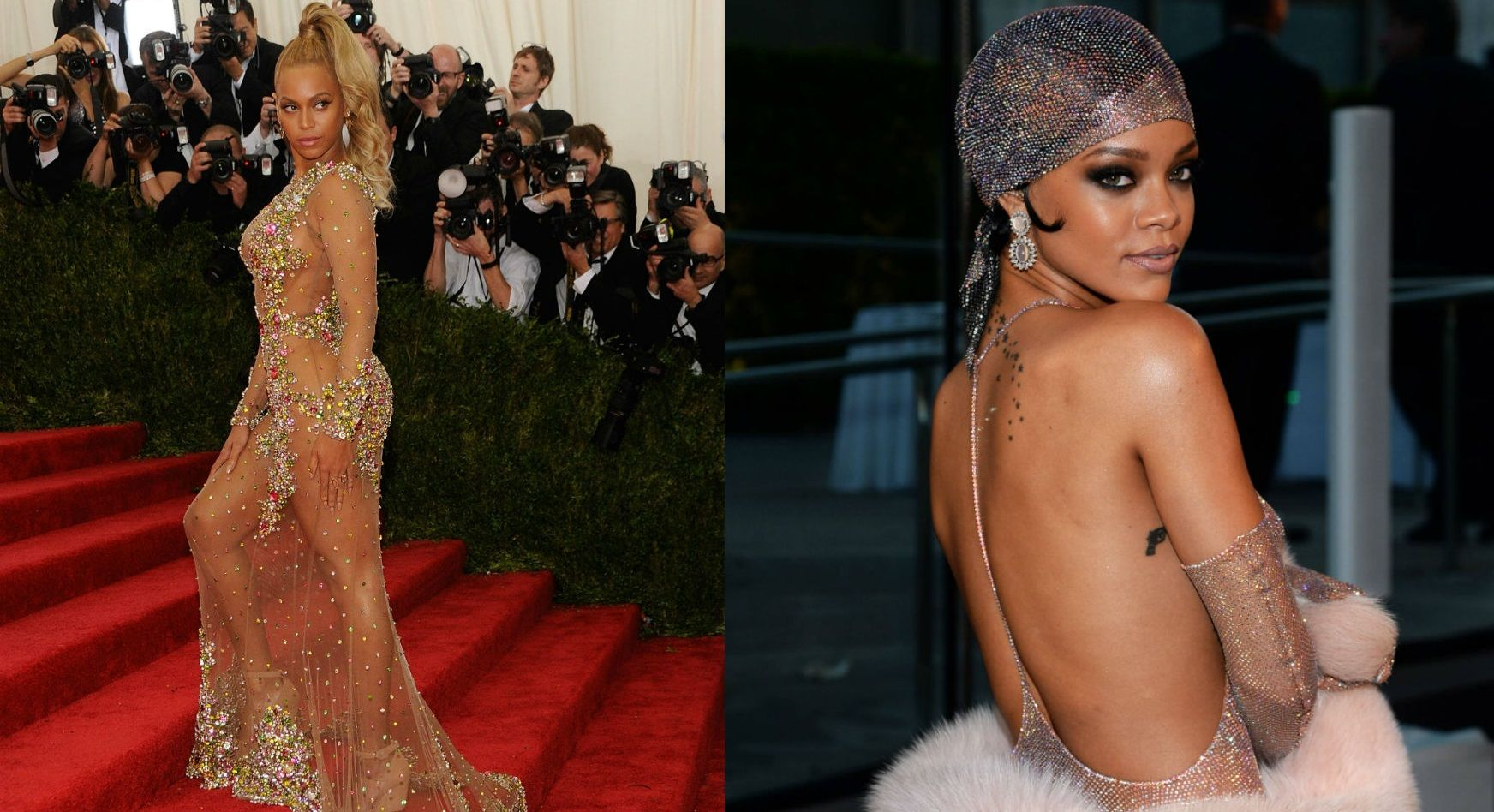The 10 Most Revealing Dresses In Red Carpet History
