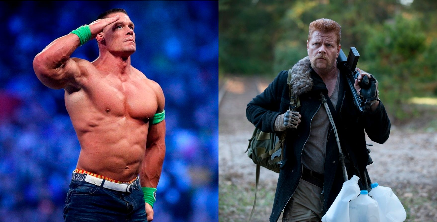 14 WWE Wrestlers & Their Walking Dead Counterparts