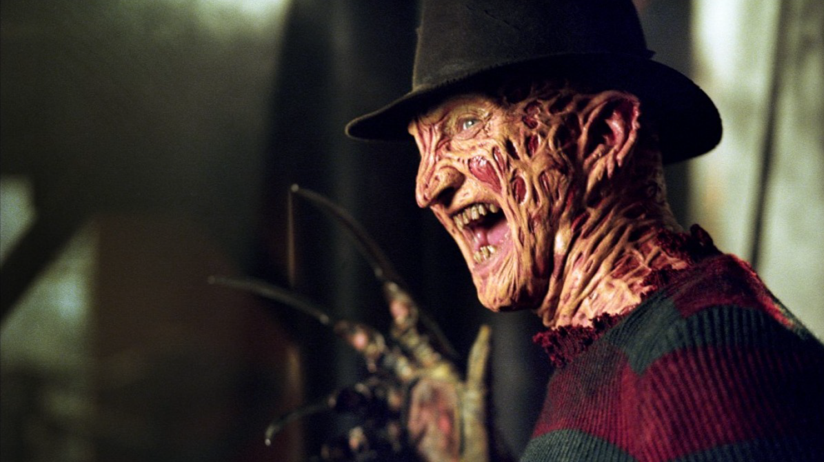 4. Freddy Kruger – Nightmare On Elm Street
