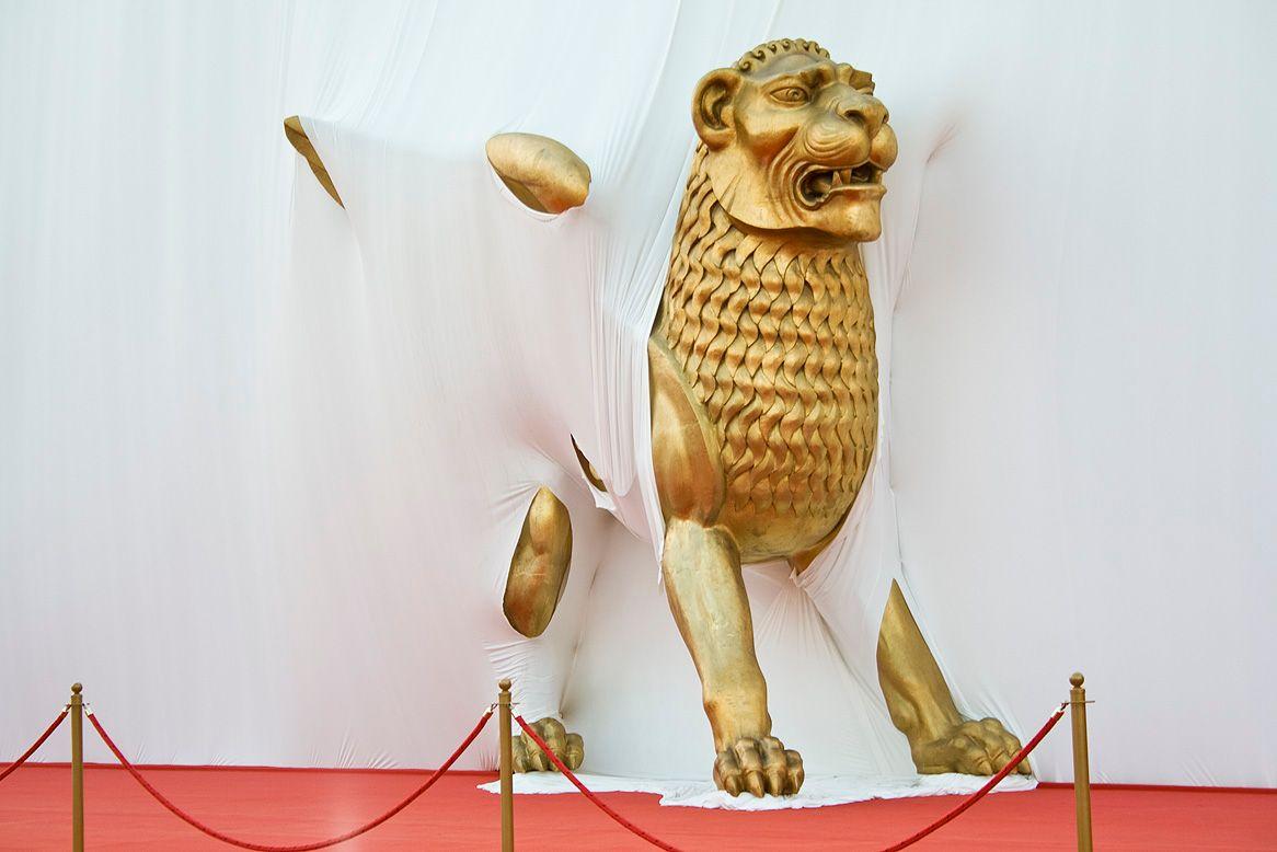 10. Golden Lion –Venice Film Festival