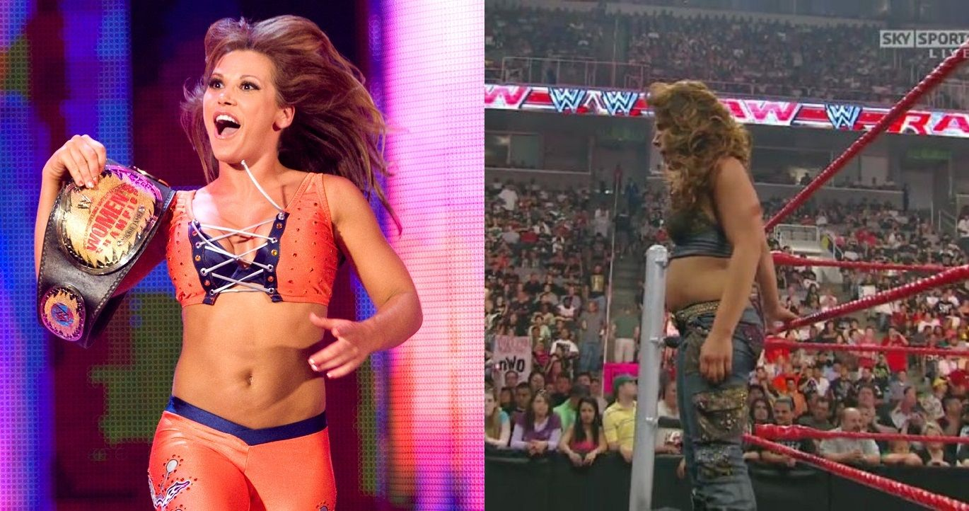 Is Mickie James Fat 78