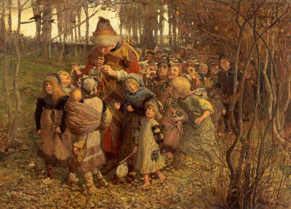 1. The Pied Piper