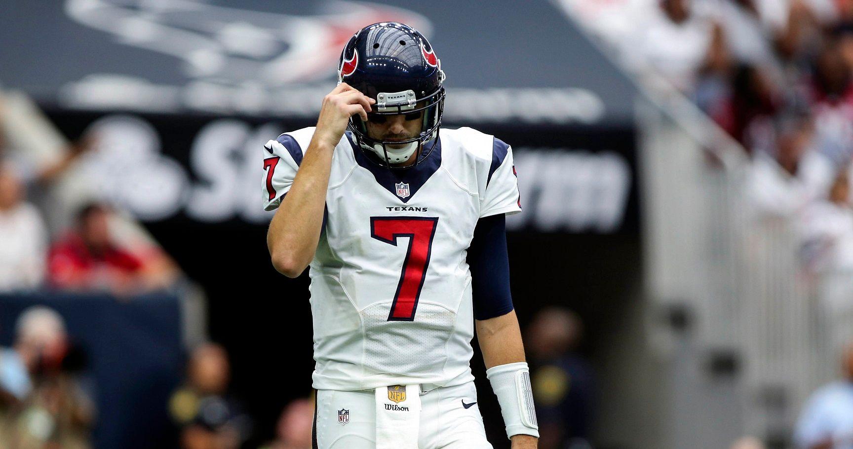 10 Worst NFL Starting Quarterbacks in 2015