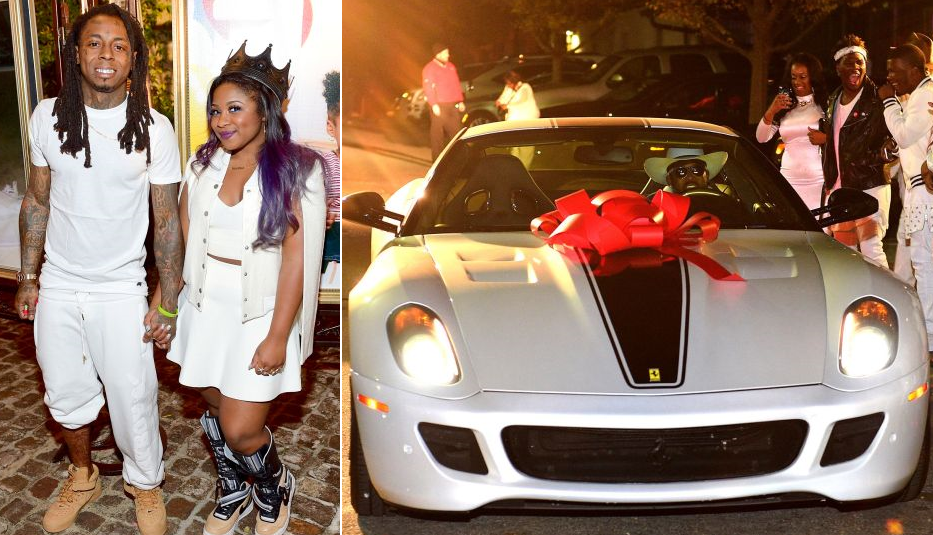 10 Celeb Teens Who Received The Most Insane Birthday Gifts