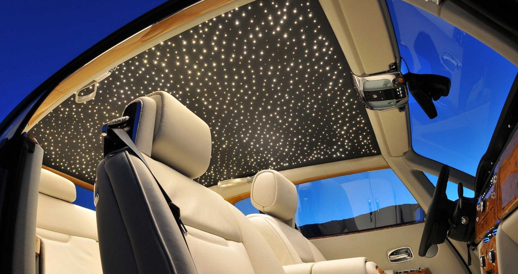 The 10 Most Ridiculous Luxury Car Features
