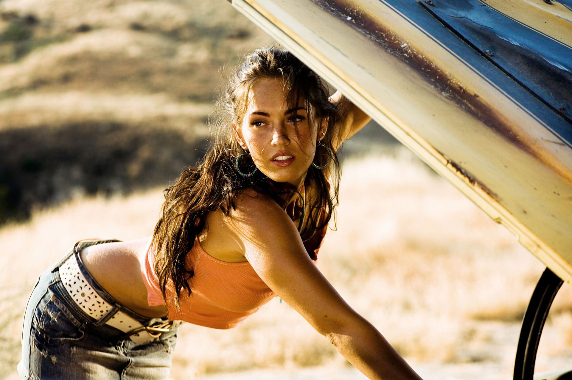 Fucking Videos Of Megan Fox megan fox's 10 sexiest movie roles | therichest