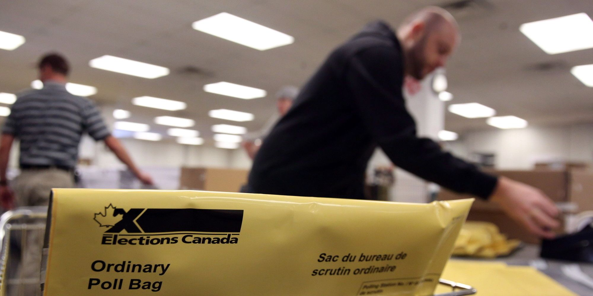 8. Trudeau Has Promised To Reform Elections Canada
