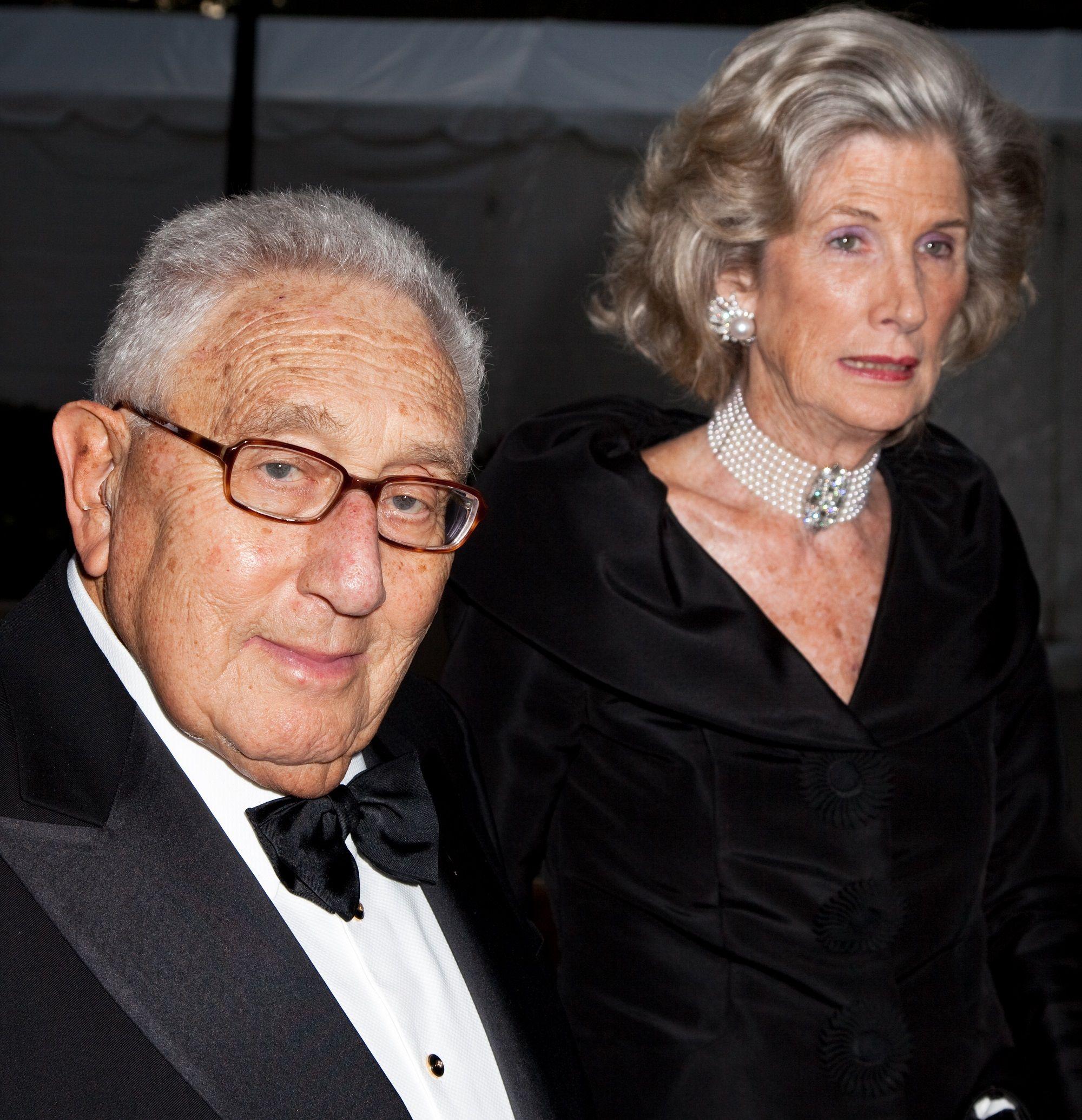 8. Henry Kissinger