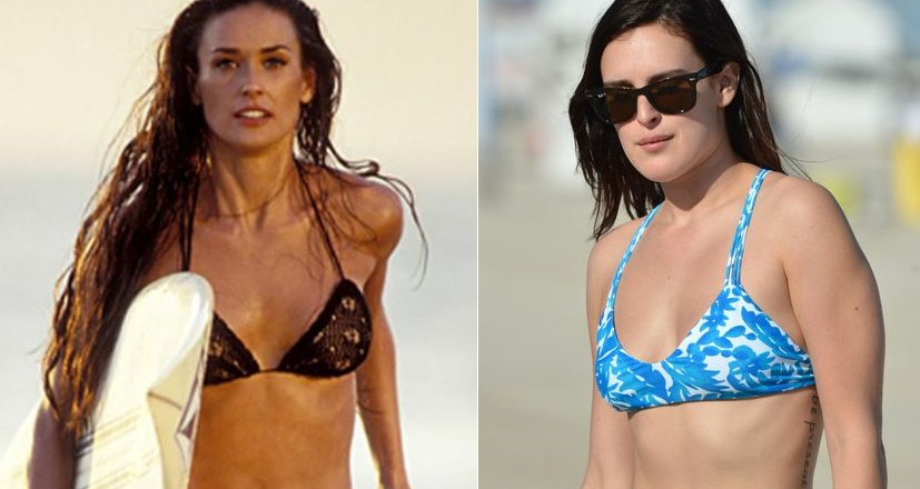 12 Celebrity MILFs Who Didn't Pass On The Hot Genes