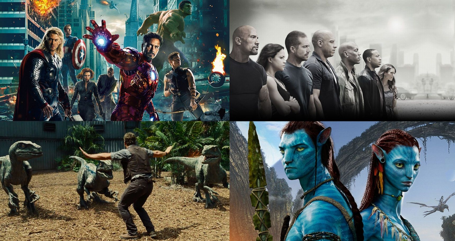 Hollywood's 23 Billion Dollar Movies – Ranked