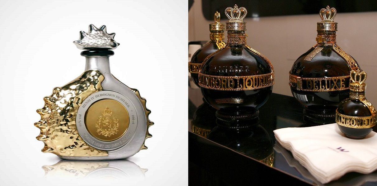 10 Ridiculously Over-Priced Alcohol Bottles You'll Never Be Able To Buy