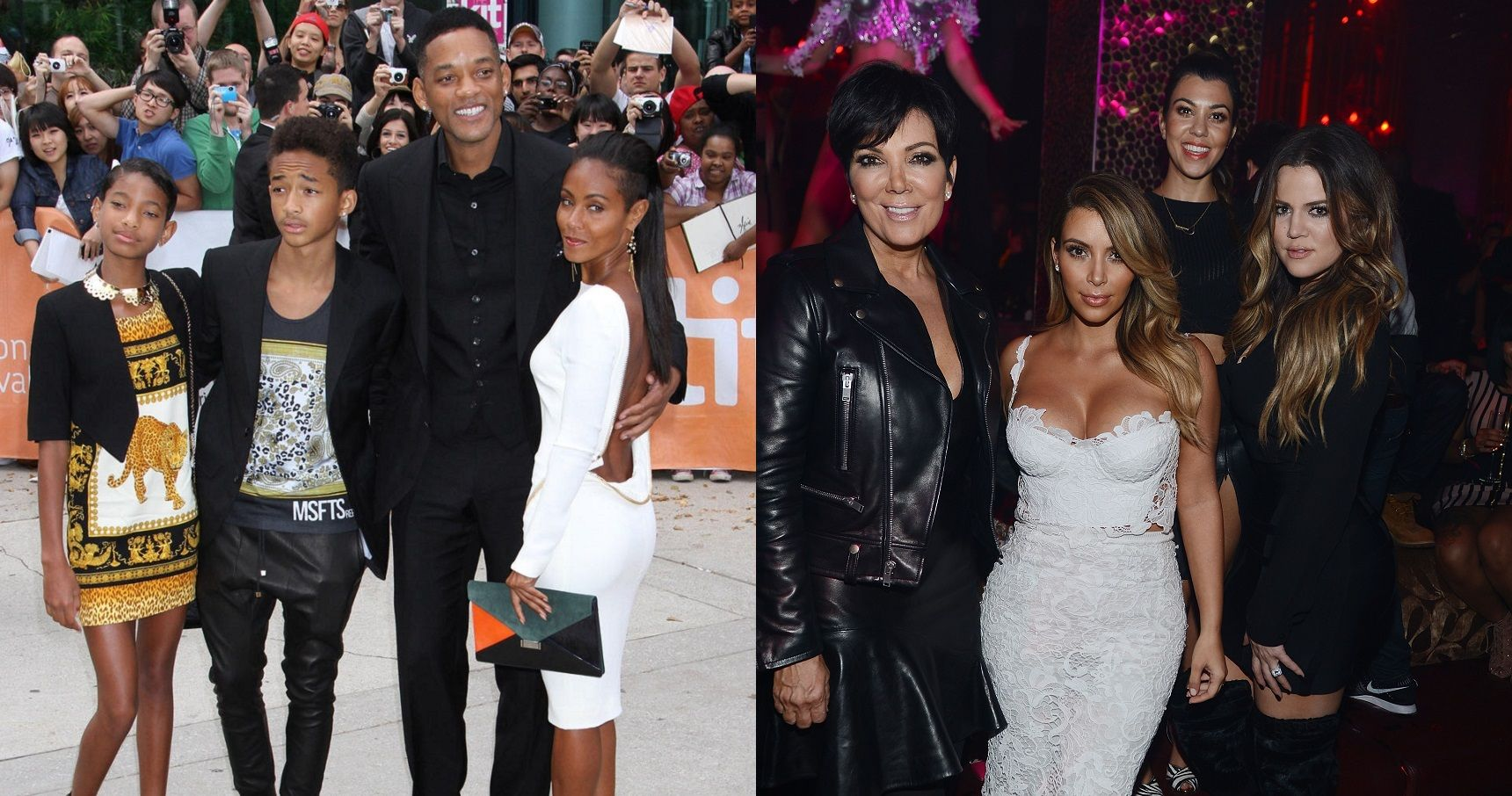 The 10 Most Powerful Families In Hollywood