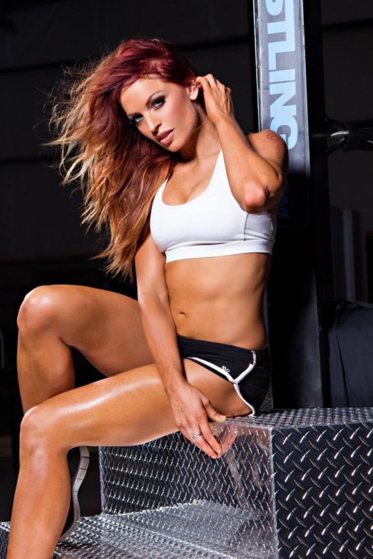 Female Wrestlers Nude 89