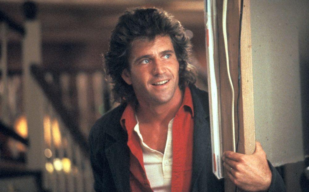 7. Mel Gibson