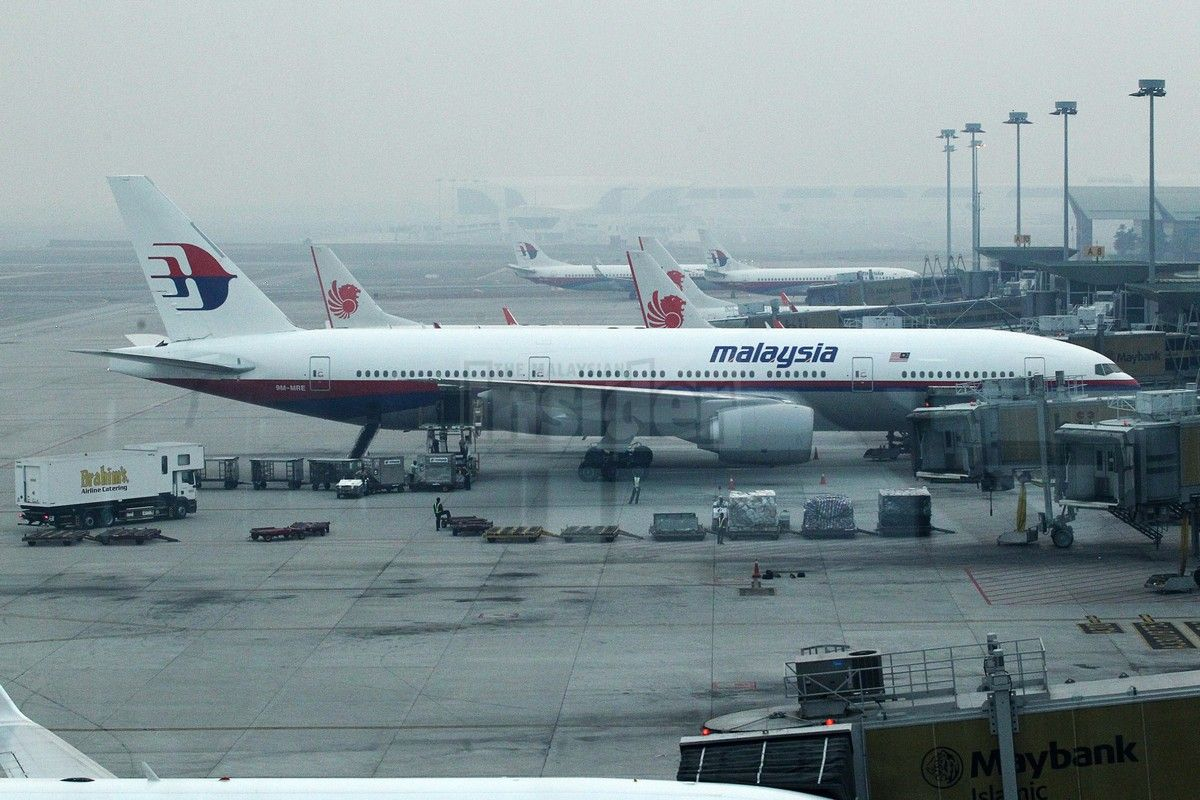 2. The Disappearance of Malaysia Airlines Flight 370