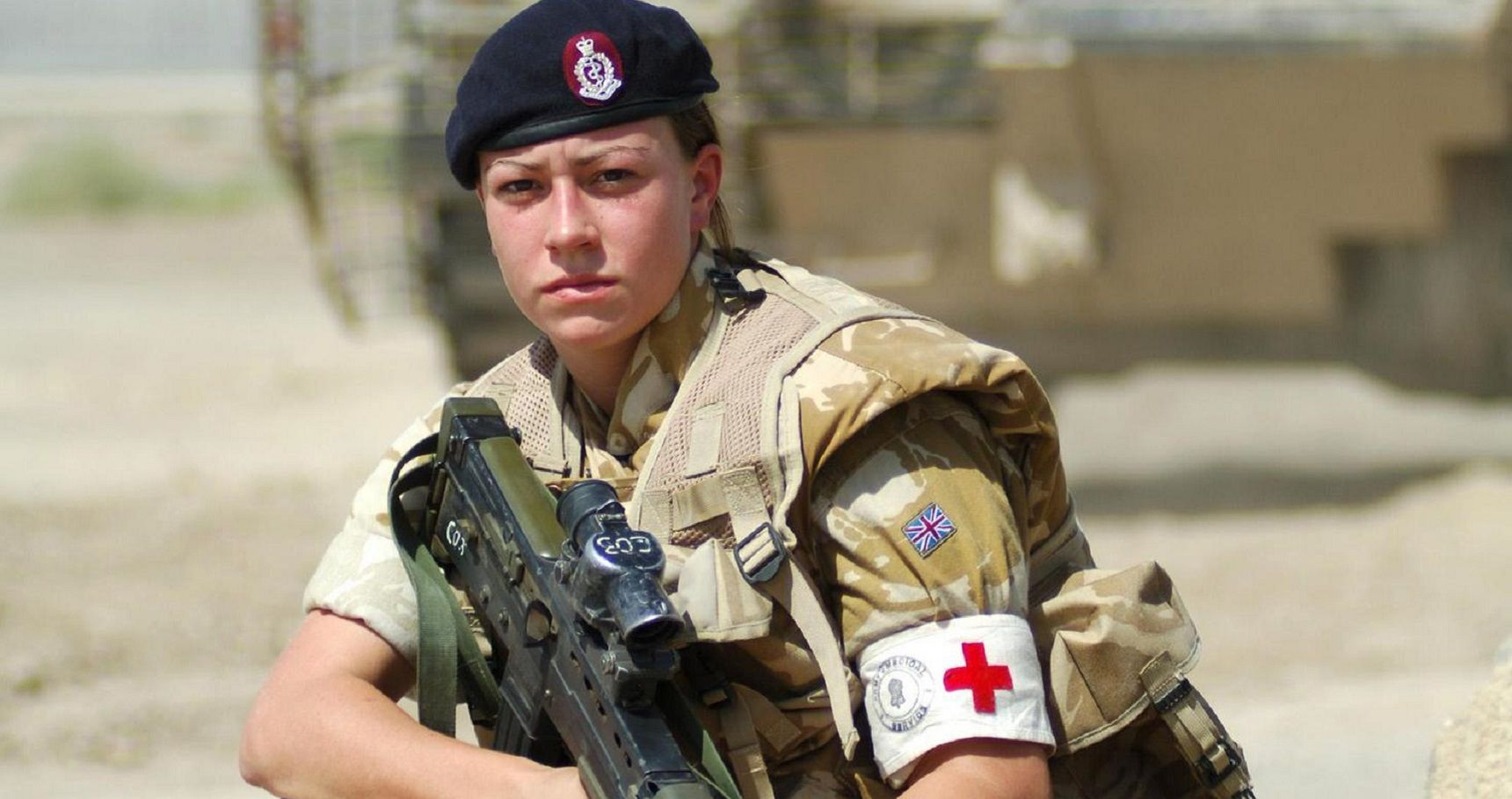 10 Of The Most Badass Female Soldiers