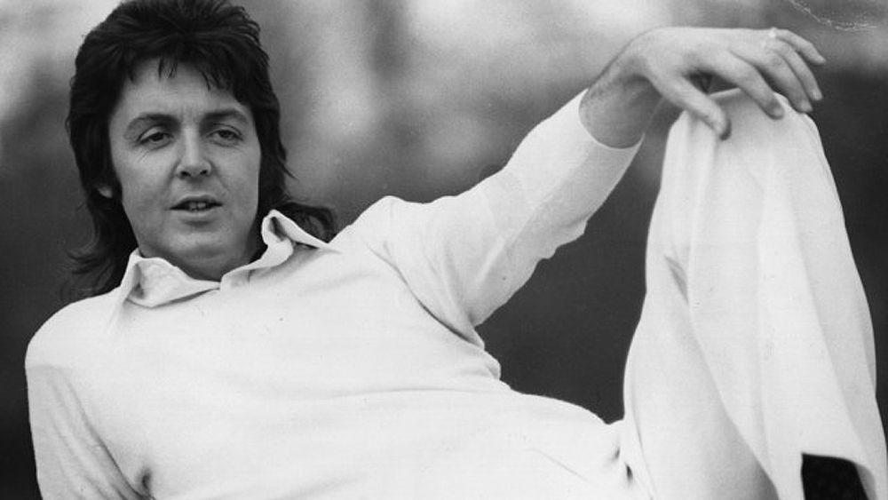 3. Paul McCartney