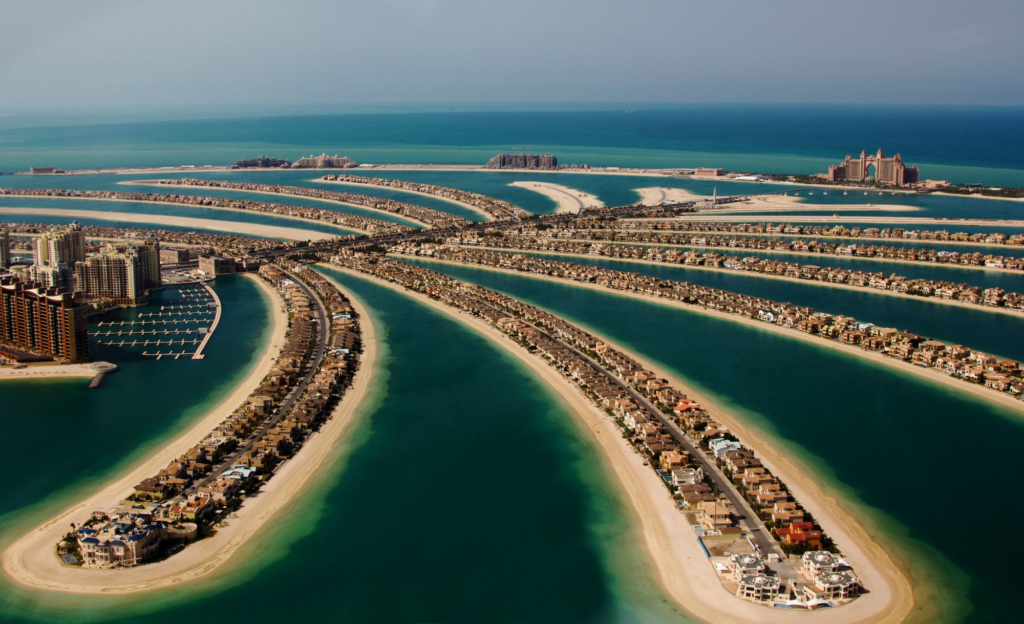 Top 10 Places to Live in Dubai