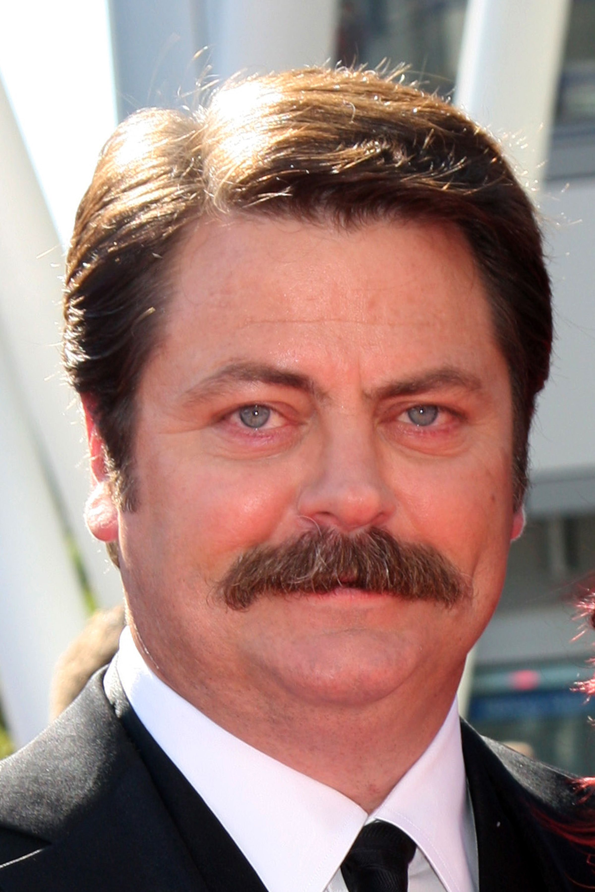 10. Nick Offerman's Stache