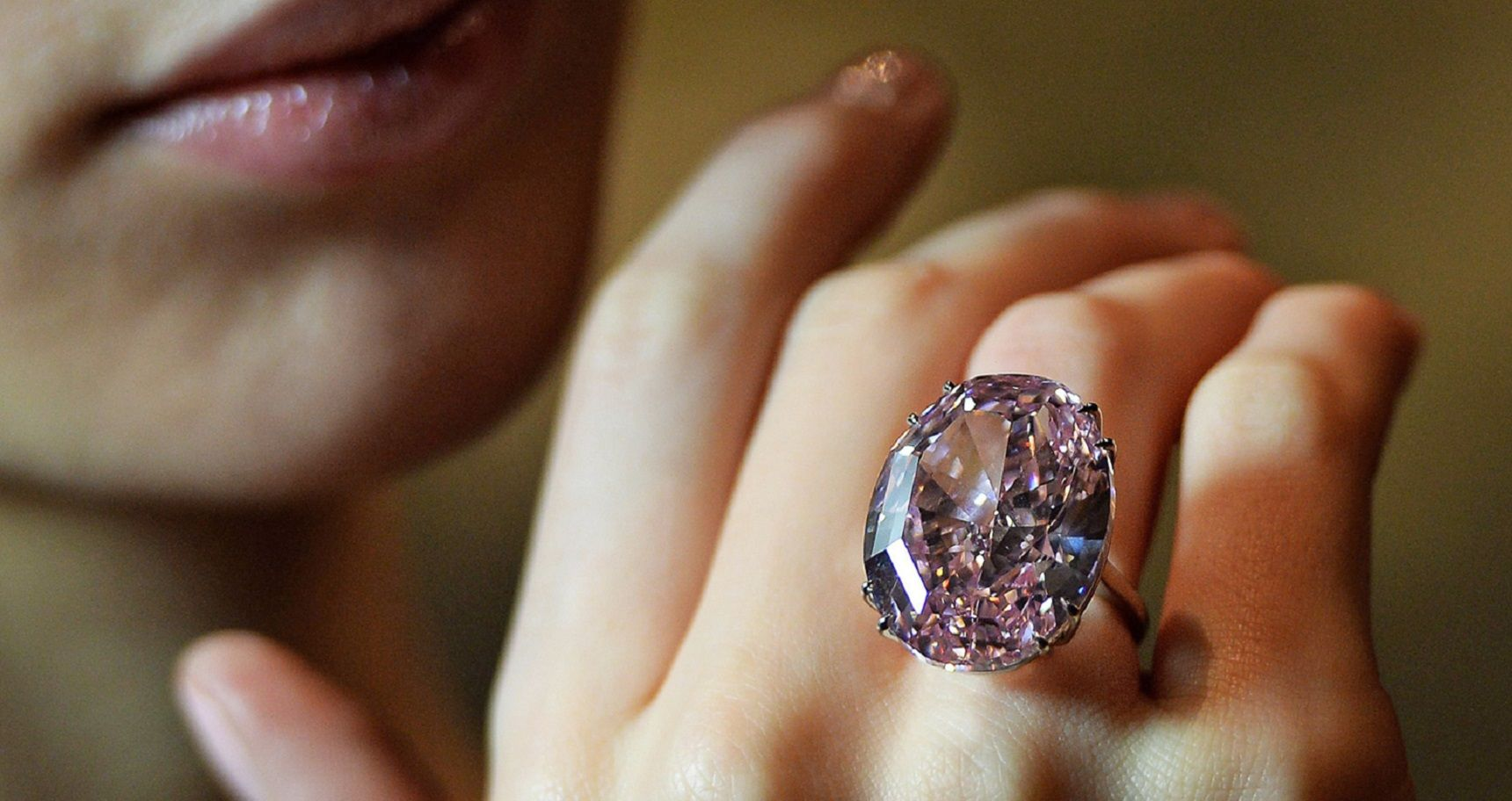 The 10 Most Expensive Diamonds Ever Sold