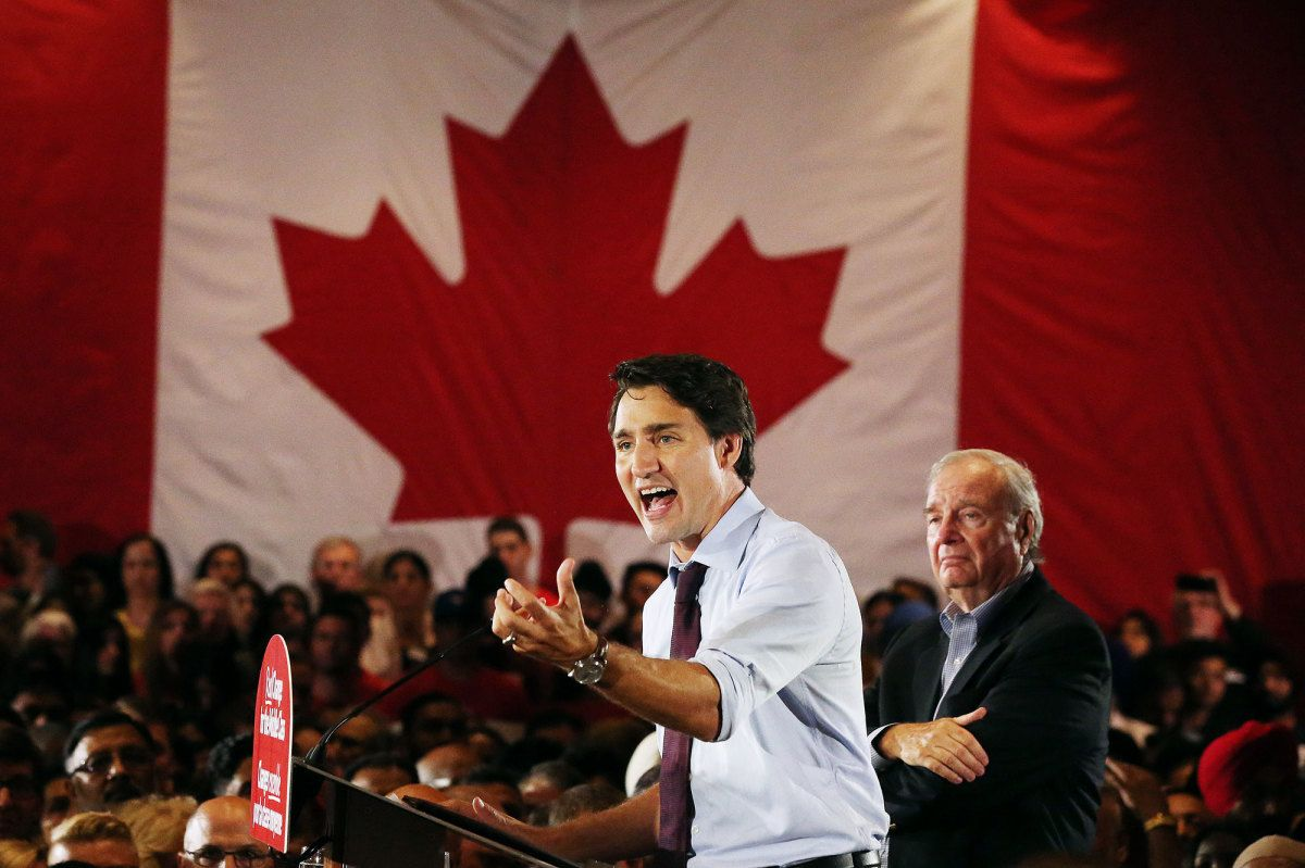 5. Trudeau Will Put Canada Back On The Map
