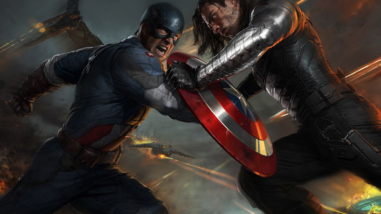 10 Mistakes You Missed In Captain America The Winter Soldier