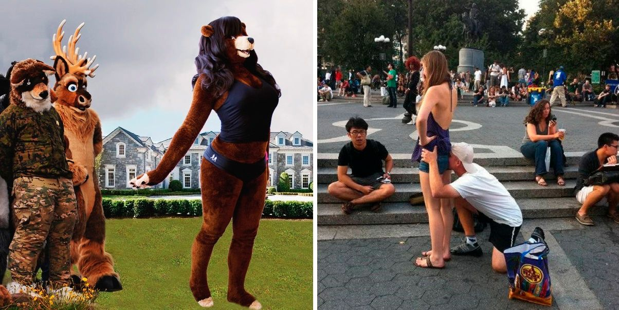 11 Funny Fetishes You Could Never Admit To Liking Publicly