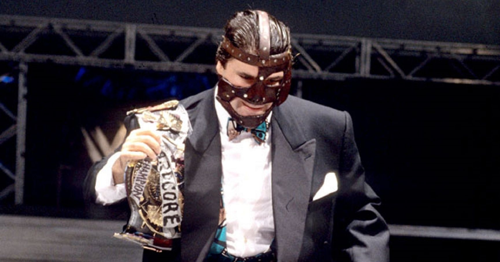 10 Things You Probably Didn't Know About The WWF Hardcore Championship