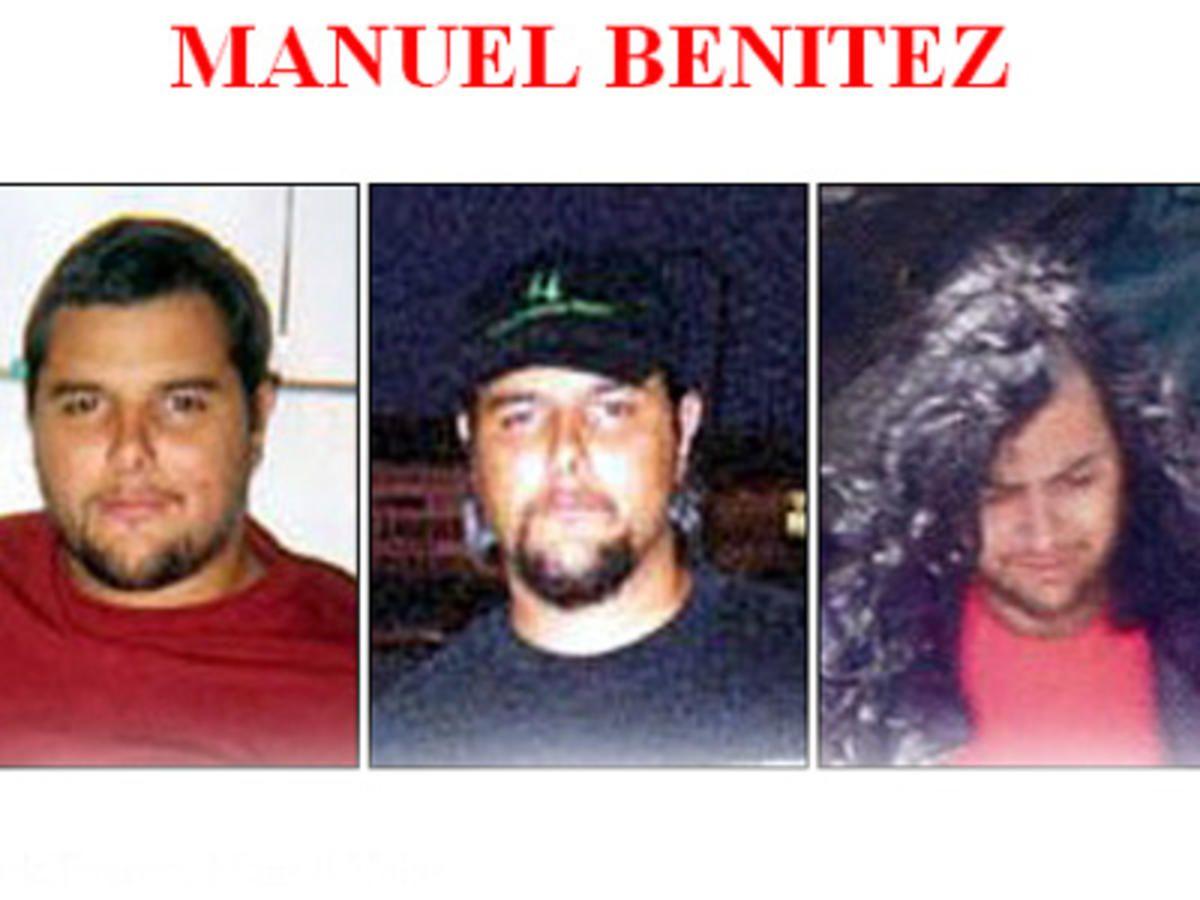 1. Manuel Benitez