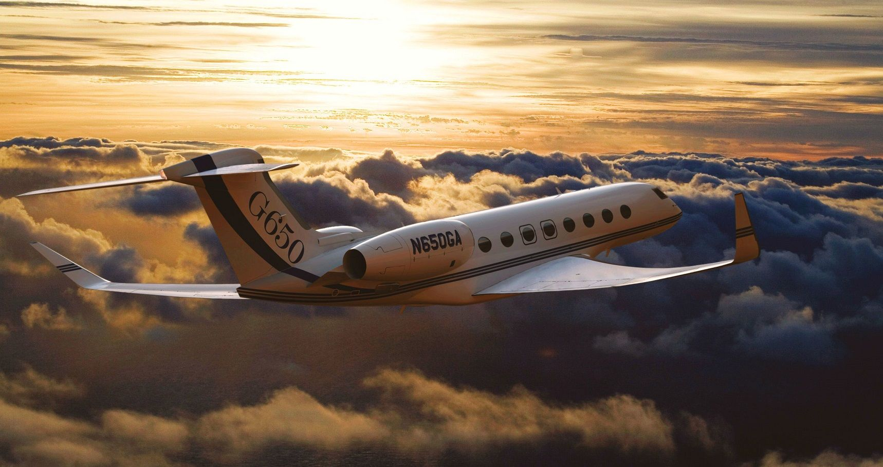 10 Of The Most Luxurious Airplanes In The World