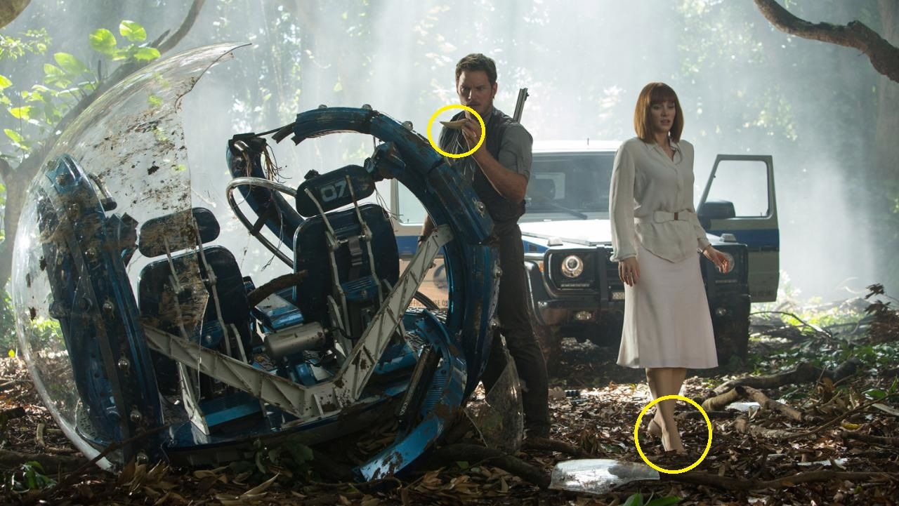 10 Mistakes In Jurassic World That Ruined The Movie