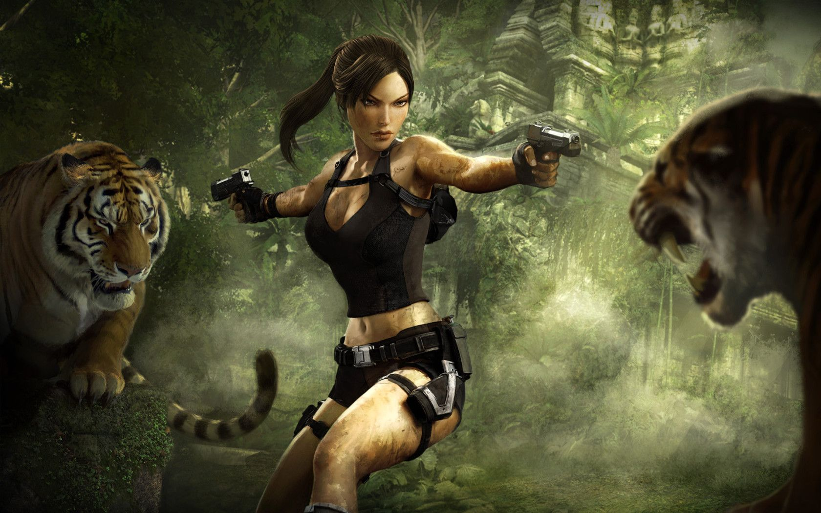 10 Sexy Video Game Vixens You Need To See
