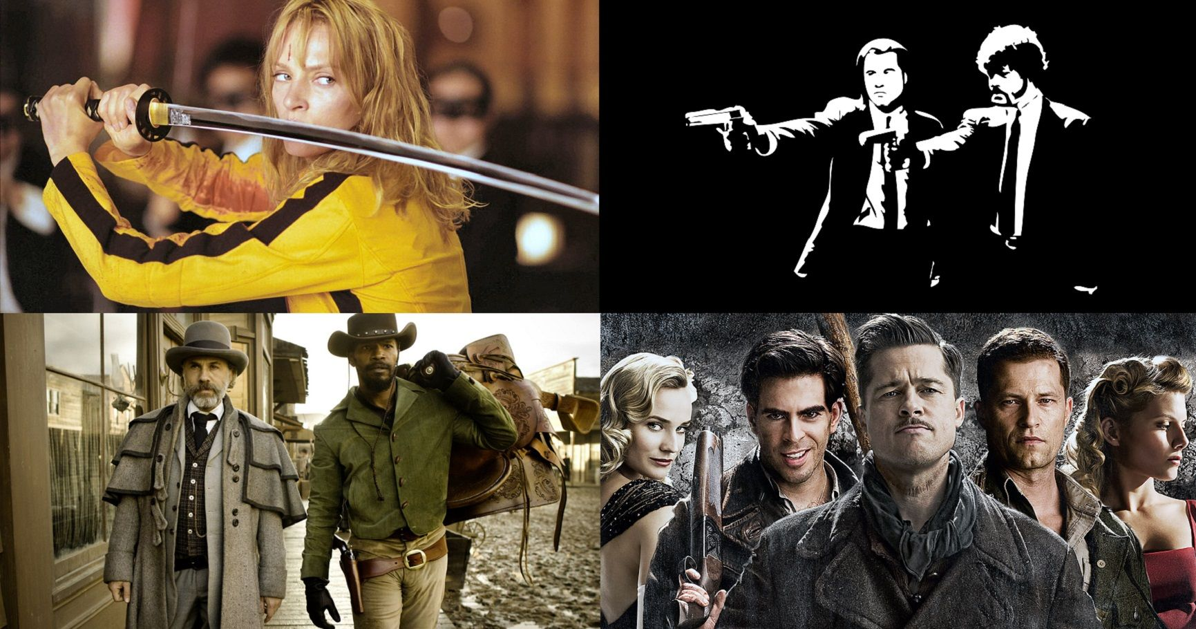 20 Things You Didn't Know About Quentin Tarantino's Movies