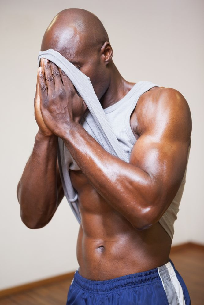 9. Sweat