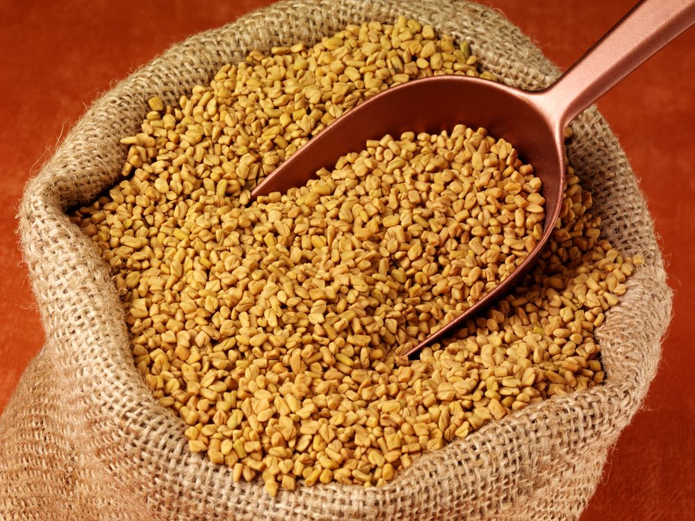 1 . Fenugreek
