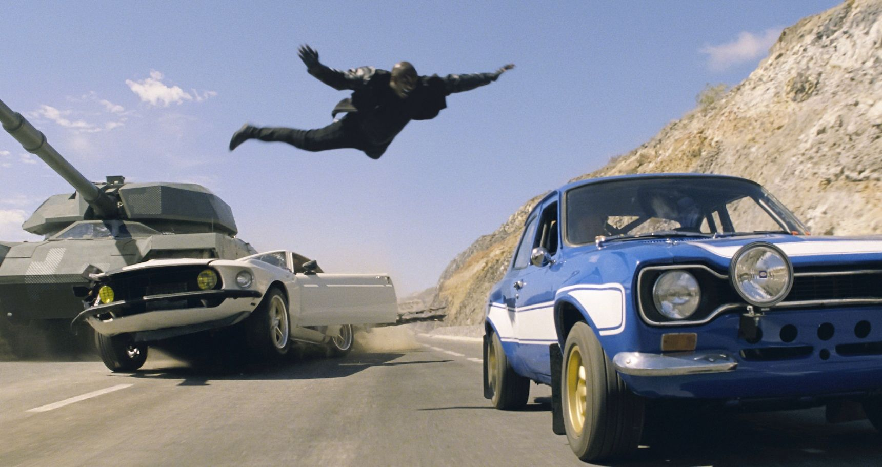 The 10 Craziest Car Stunts In Movie History