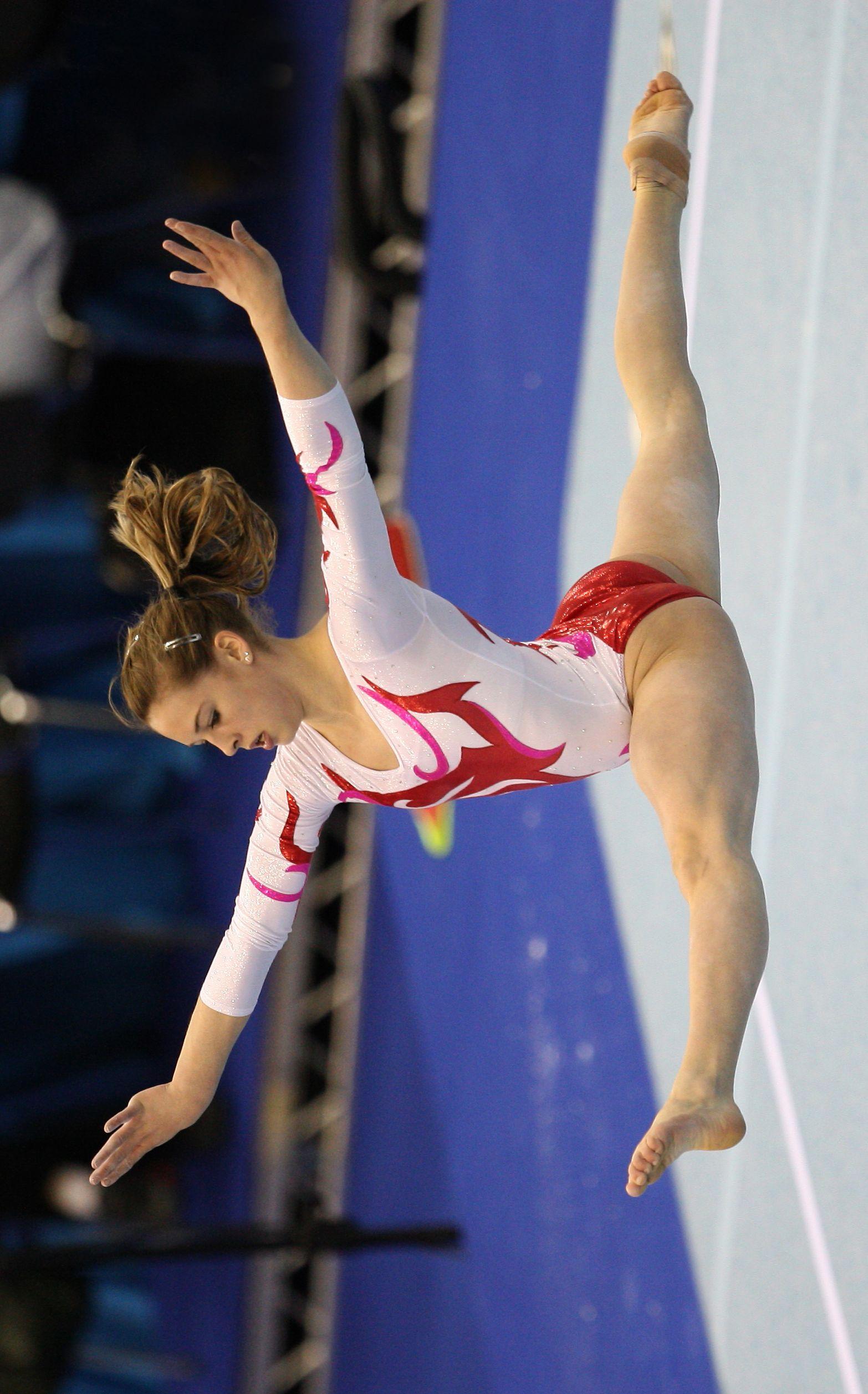 PICS  Sexy Rhythmic Gymnasts   Indiatimes com Ranker