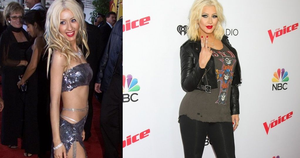 10 Celebrities Who Looked Hotter After Gaining Weight