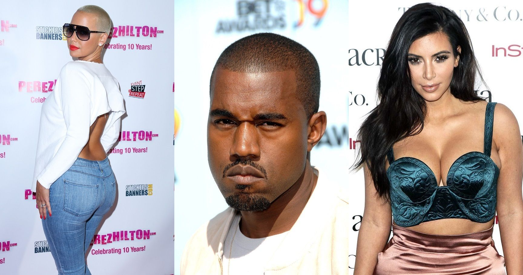The 15 Hottest Women Kanye West Has Been With