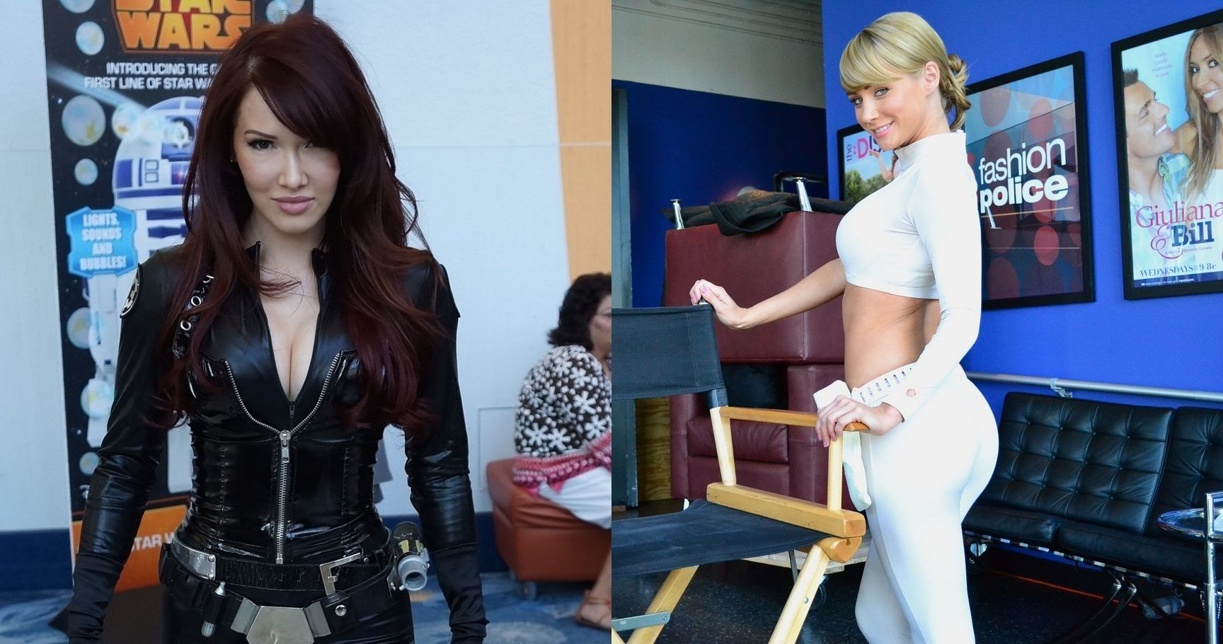 20 of the Sexiest Star Wars Cosplayers