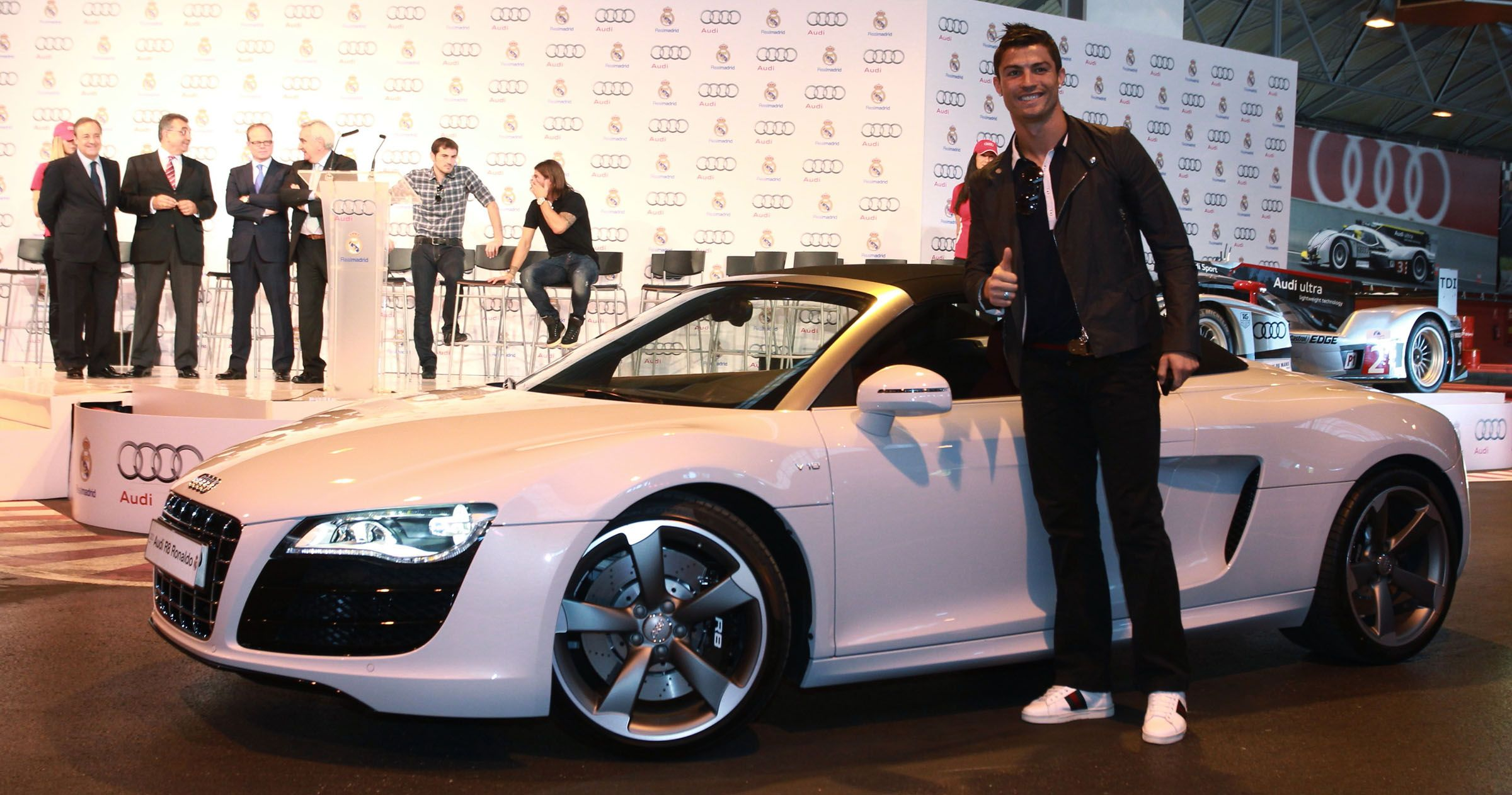 10 Amazing Supercars of Cristiano Ronaldo
