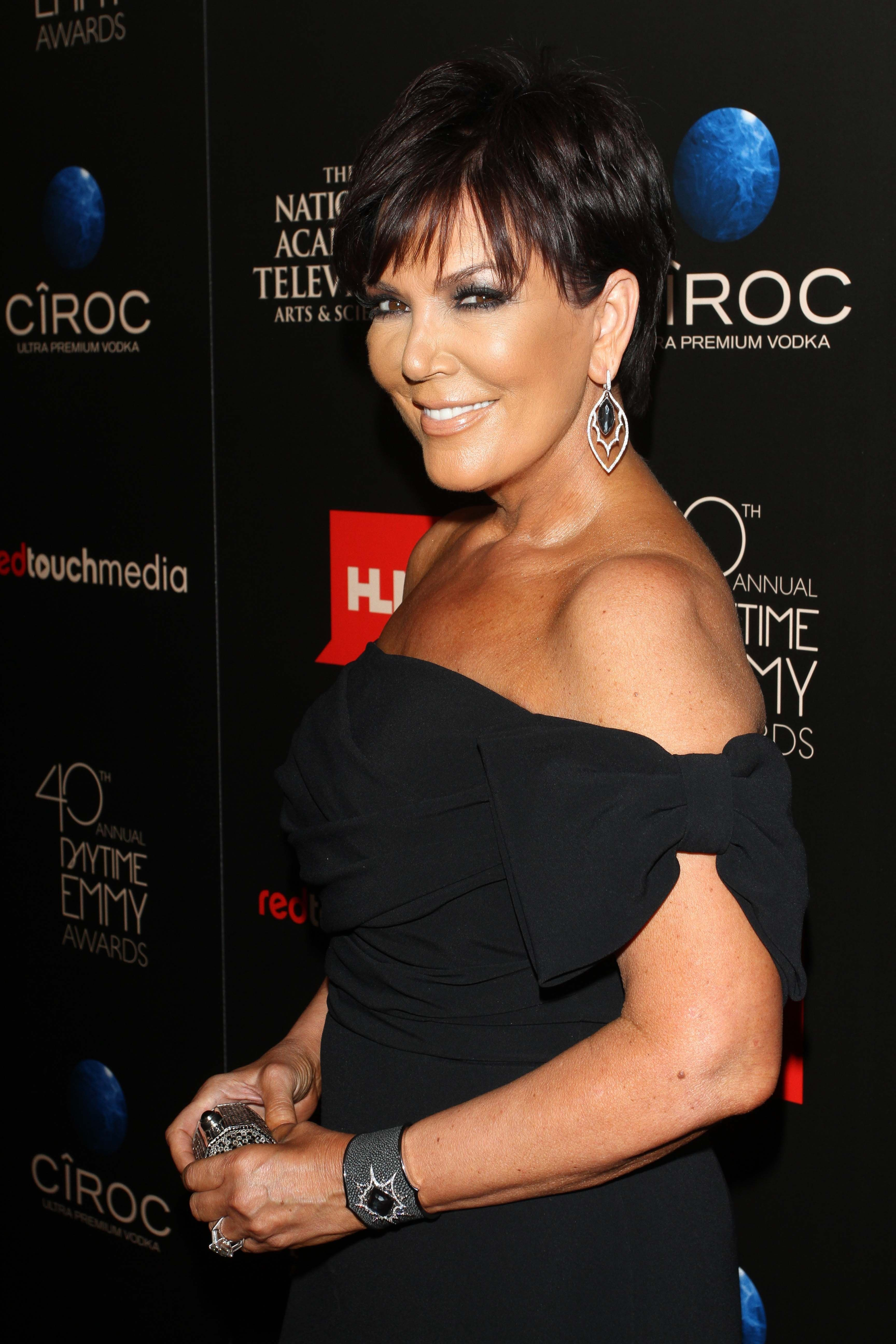 3. Kris and Caitlyn Were Caught Having Sex