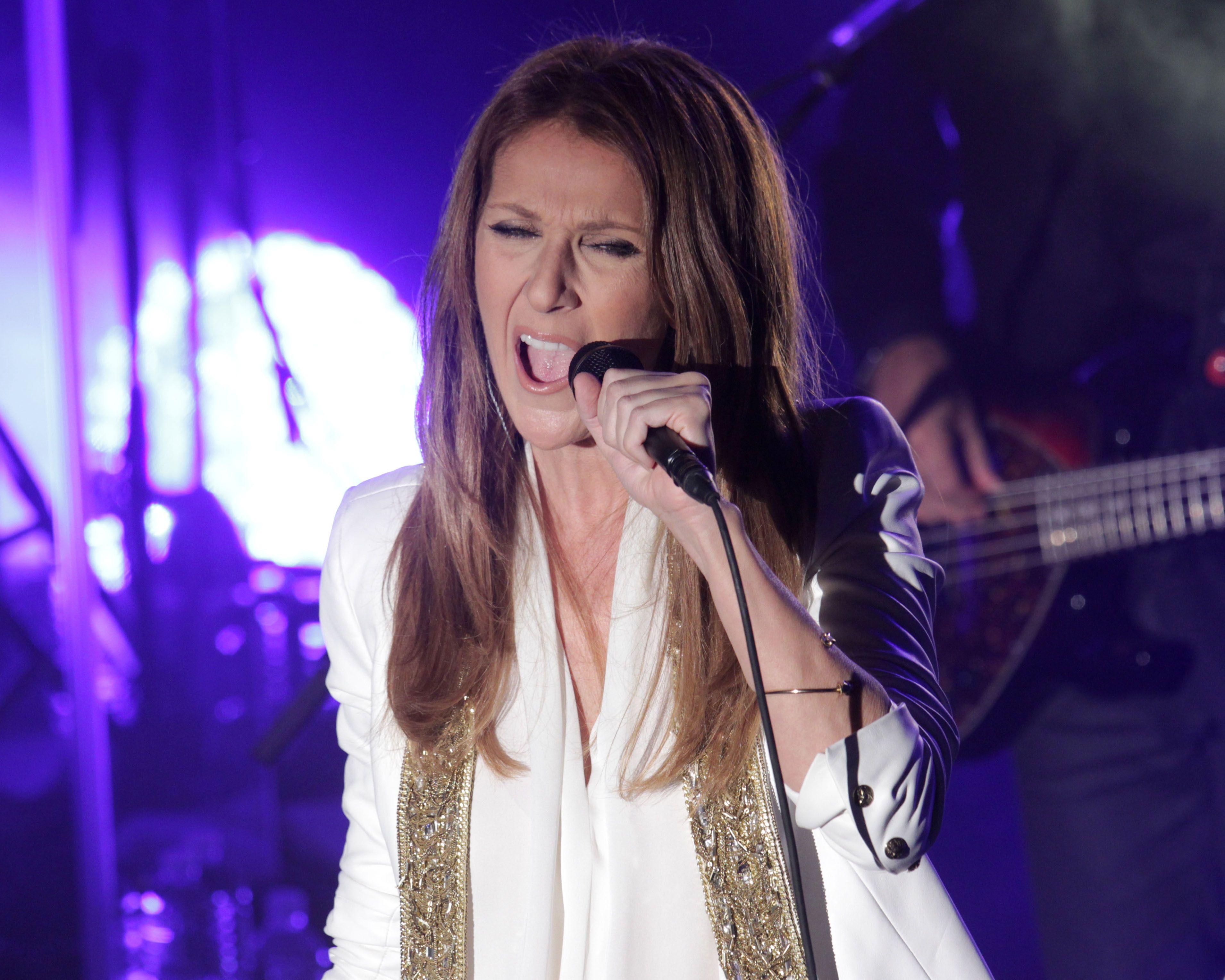 7. Celine Dion