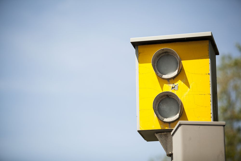 8. Sweden Has A Speed Camera Lottery