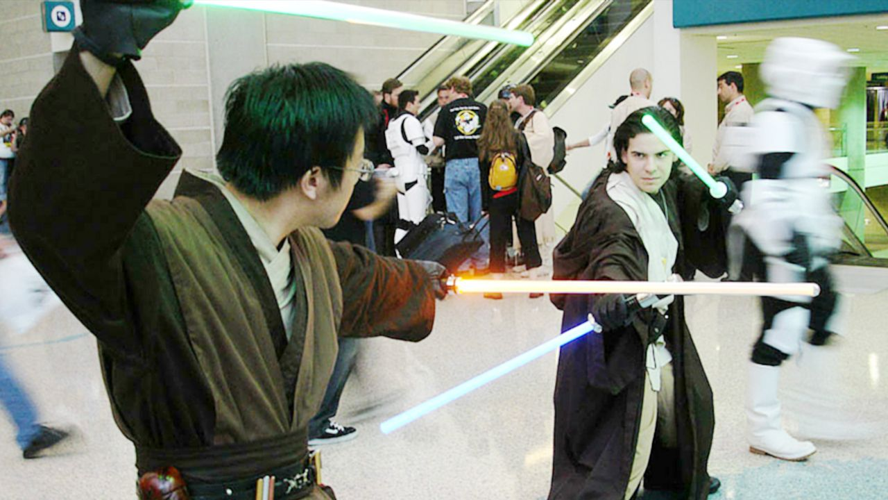Awesome DIY Lightsaber Projects
