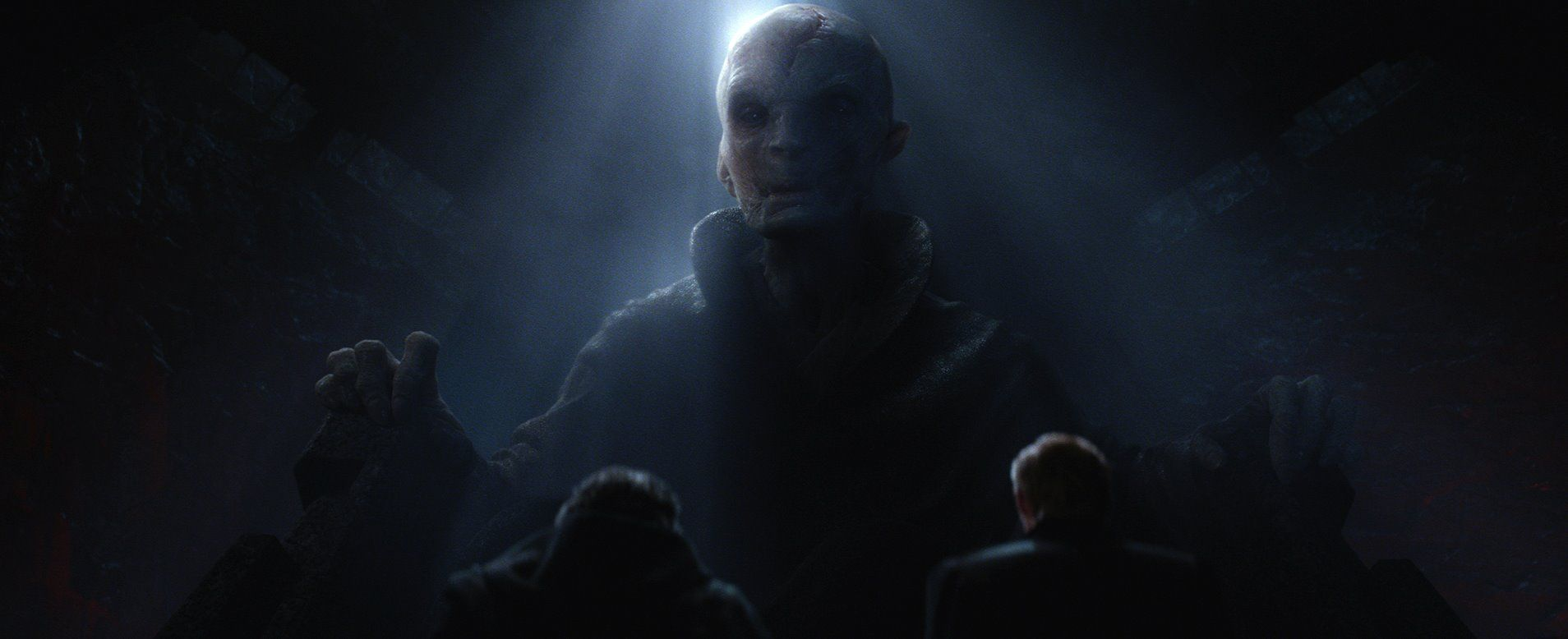 The 10 Possible Identities of Supreme Leader Snoke