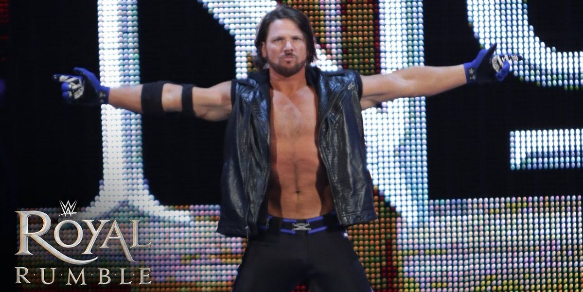 10 Phenomenal Things You Didn't Know About A.J. Styles