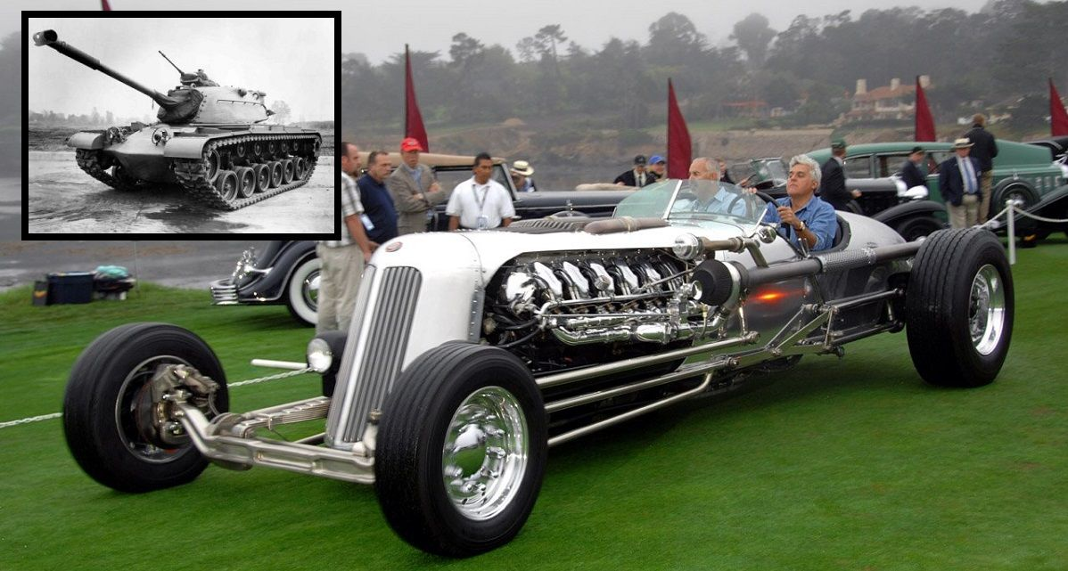 The 10 Strangest Cars In Jay Leno S Garage Therichest