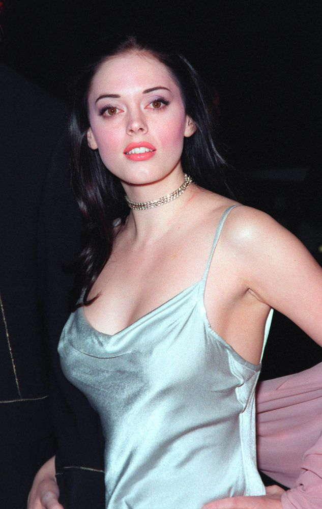13. Rose McGowan