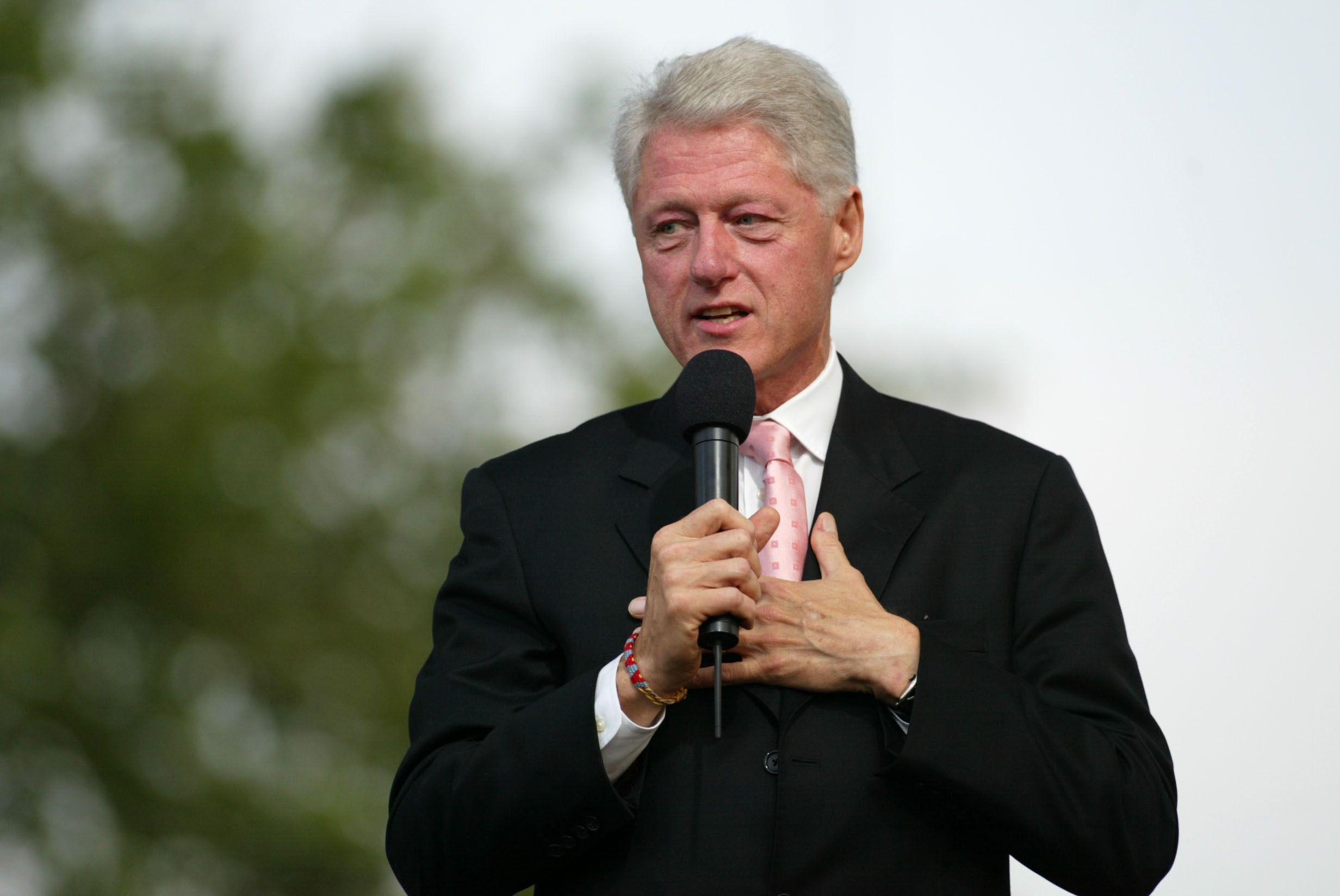 13. Bill Clinton